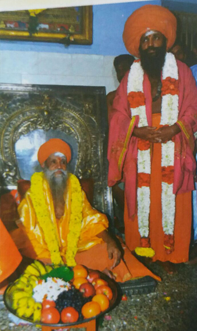 Srimath Thirunanasamabantha Thambiran Swamigal Ilavarasu Sri Kasimutt,  Vice President of the Colleg