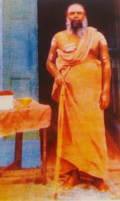 Sri-la-Sri Arulnanthi Swamigal 20th Head, Sri Kasimutt,  Founder of the College