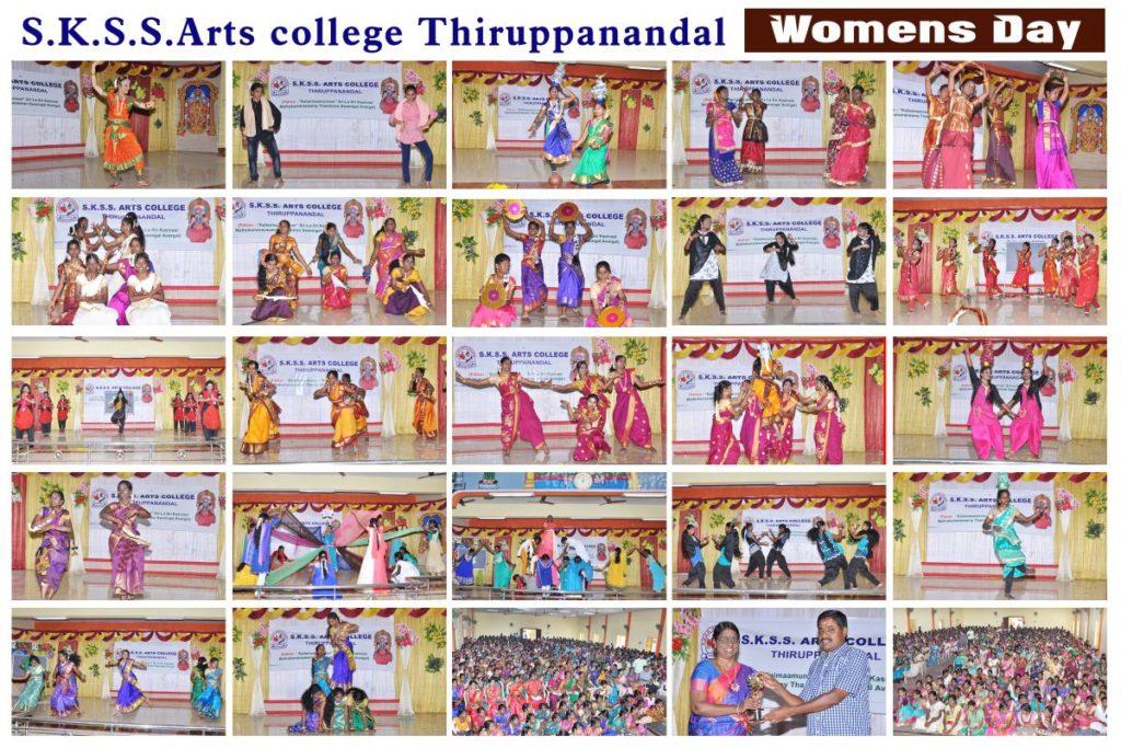 மகளீர் தின கலை நிகழ்ச்சிகள் 2018