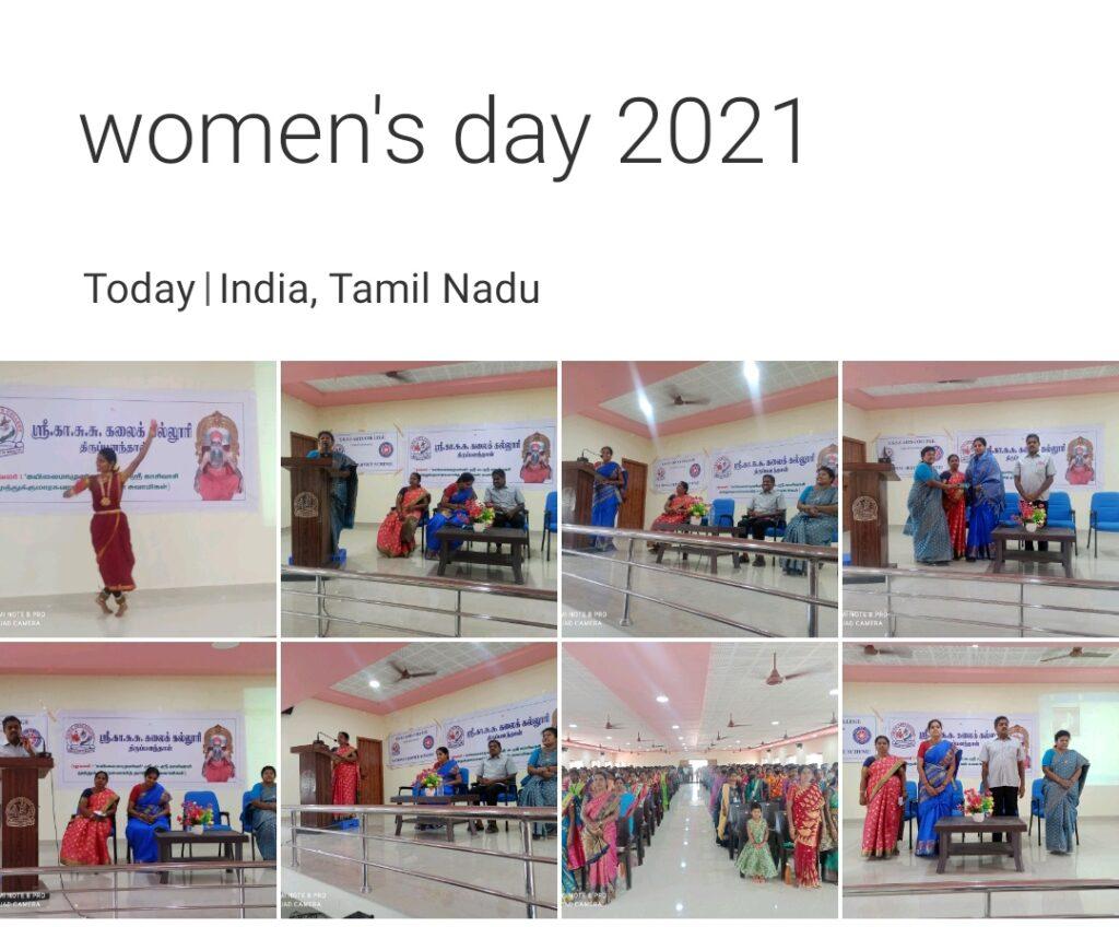 Women's Day 2021 Inauguration